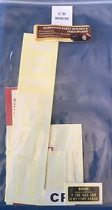 NEW HOLDEN ENGINE BAY RESTORATION DECAL KIT SUITS LC 161 Ci