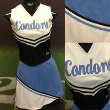 Real Cheerleading Uniform Adult XL