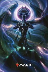 "Magic The Gathering - Gaming Poster (Dragon) (Size: 24"" X 36"")"