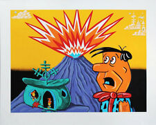 "KENNY SCHARF ""FLINTSTONES"" 1998 