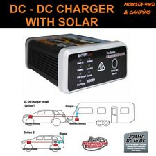 BATTERY LINK DC TO DC DUAL CHARGER 20A AMP 12V 12 VOLT DCDC 4X4 AGM CARAVAN NEW
