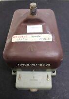 SIEMENS Wandler 793-72/1 VSK I 10 KL. 0.2 30VA 10000/V3 für 10kV-Schaltanlage