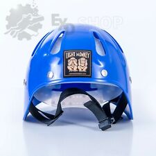 Light Monkey Cave Helm blau