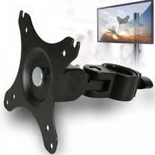 TV Bracket 35mm Pole Mount Suit 17 19 22 24 27 30 Inch LCD VESA 75 / 100 Karaoke