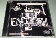 Old English - Under Surveillance (2009) Damu RARE OOP San Diego G-Funk