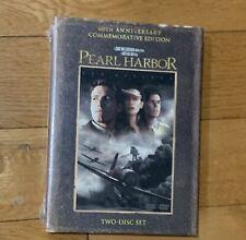 Pearl Harbor (DVD, 2001, Widescreen 60th Anniversary Commemorative Edition) NEW