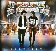 JP Chrissie and The Fairground Boys cd FIDELITY  NEW/SEALED J P
