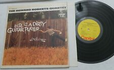 LP, The Howard Roberts Quartet, H.R. Is A Dirty Guitar Player, Capitol, VG++