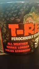 New listing T-Rex Ferociously Strong Tape 3 pack 105yards total