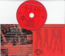 STREETWALKERS I'm Walking Box Set Sampler 2015 UK 5-trk promo CD Roger Chapman