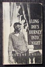 1974 LONG DAY'S JOURNEY INTO NIGHT Eugene O'Neill VG/FN 5.0 13th Yale Paperback