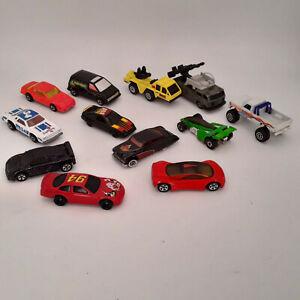 ToyBox Special - 11 Miscellaneous Die Cast Vehicles  Matchbox/Hot Wheels/etc.