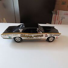1966 KNAFEL PONTIAC GTO TIN INDIAN DRAG CAR ISSUE #2 LIMITED EDITION 1:18 SCALE