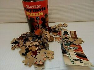 PLAYBOY Playmate Jigsaw Puzzle (ADULTS ONLY ) Vintage 1967 HMH Publishing (JH)