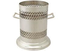 Antique Sterling Silver Bottle Coaster - George V