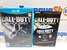 Call of Duty Black Ops II NINTENDO WiiU - USADO - BUEN ESTADO