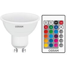 4.5w OSRAM LED Star Farbwechsel Gu10 RGBW Fernbedienung Dimmbar Strahler