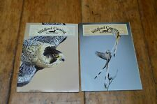 4 Wildfowl Carving Magazine Spring & Fall 2000 and Spring & Winter 2003 issues