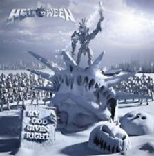 My God Given Right by Helloween (CD, Jun-2015, Nuclear Blast)