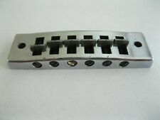 "70's Gibson ""Harmonica"" Bridge For Sg Les Paul Recording L6S Marauder Es-325 S-1"