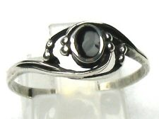 Onyx-Ring 925 er Silber Gr. 61/19,4 mm !!!