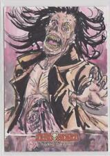 DEADWORLD GEMMA MAGNO SKETCH CARD NEW YORK COMIC CON 2012 EXCLUSIVE SKETCH CARD