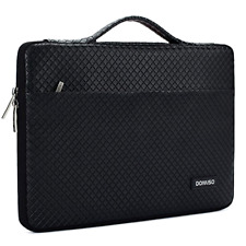 Apple Macbook Pro Air 13 Case Premium Briefcase Leather Bag Sleeve Waterproof