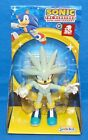 Sonic The Hedgehog SILVER 30th Anniversary *NEW* 2.5\