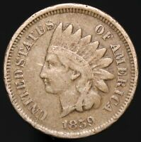 1859 | U.S.A. Indian Head One Cent | Cupro-Nickel | Coins | KM Coins