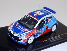 1/43 IXO Peugeot 207 S2000  from 2009 Monte Carlo Rally Car #8  Auriol RAM367