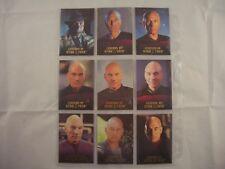Legends of Star Trek Captain Jean-Luc Picard  L1-L9 1452/1701