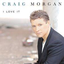 FREE US SHIP. on ANY 3+ CDs! ~Used,Very Good CD Morgan, Craig: I Love It