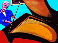 KEITH JARRETT PRINT poster jazz sun bear concerts cd handel suites for keyboard