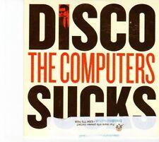 (DZ165) The Computers, Disco Sucks - 2013 DJ CD