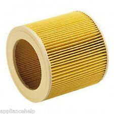 Gen KARCHER Wet & Dry CARTRIDGE FILTER A & SE SERIES