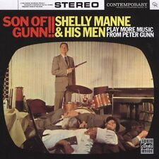 Shelly Manne, Play More Music From Peter Gunn-Son Of Gunn!!, Excellent
