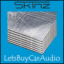 SKINZ SOUND DEADENING DAMPING KIT 7 SHEET PACK
