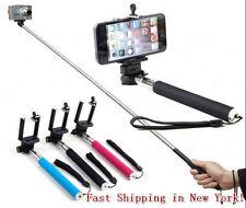 Monopod Handheld Selfie Extendable Telescopic Holder For Camera iPhone Samsung