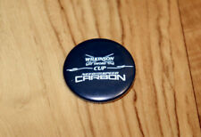 Need for Speed NFS Carbon PS2 PS3 Xbox 360 Wilkinson Sword Promo Button Badge
