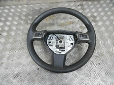 VAUXHALL VECTRA 2006 MULTIFUNCTION STEERING WHEEL IN GREY