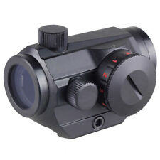 New Tactical Red Green Dot Sight Scope w/ 20mm Weaver Rail Mount For Pistol Gun