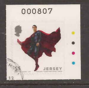 Jersey 2013 Superman  s/ad used