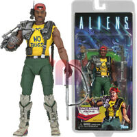 "NECA Aliens Apone Space Marine 7"" Action Figure Alien Movie Series 13 Collection"