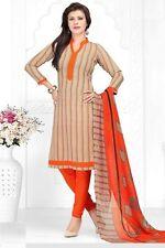 Elegant Crepe Printed Unstitched Dress Material Suit D.No PO10006