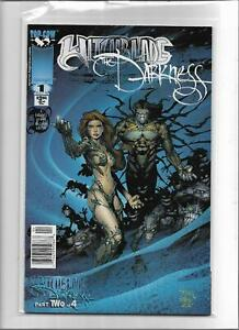 WITCHBLADE/DARKNESS SPECIAL #1 1999 VERY FINE+ 8.5 5672