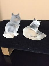 Lalique Cats
