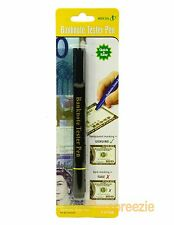 Counterfeit Money Detector Pen Marker Fake Dollar Bill Currency Check Banknote