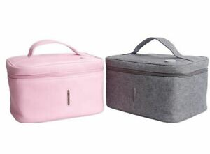 MKME UVC Light Sanitizer Bag Gray