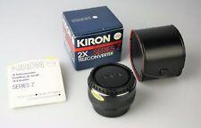 Kiron 2X Series Z Teleconverter, Yashica / Contax Mount lens