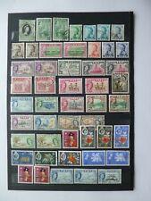 FIJI :- 1953 - 1963 : Mint & Used selection